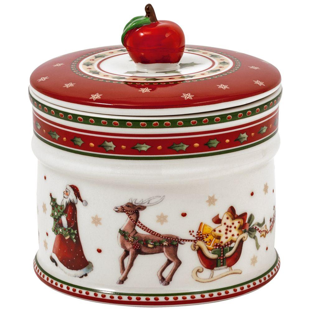 Gebäckdose, klein 12x11cm Winter Bakery Delight Villeroy und Boch