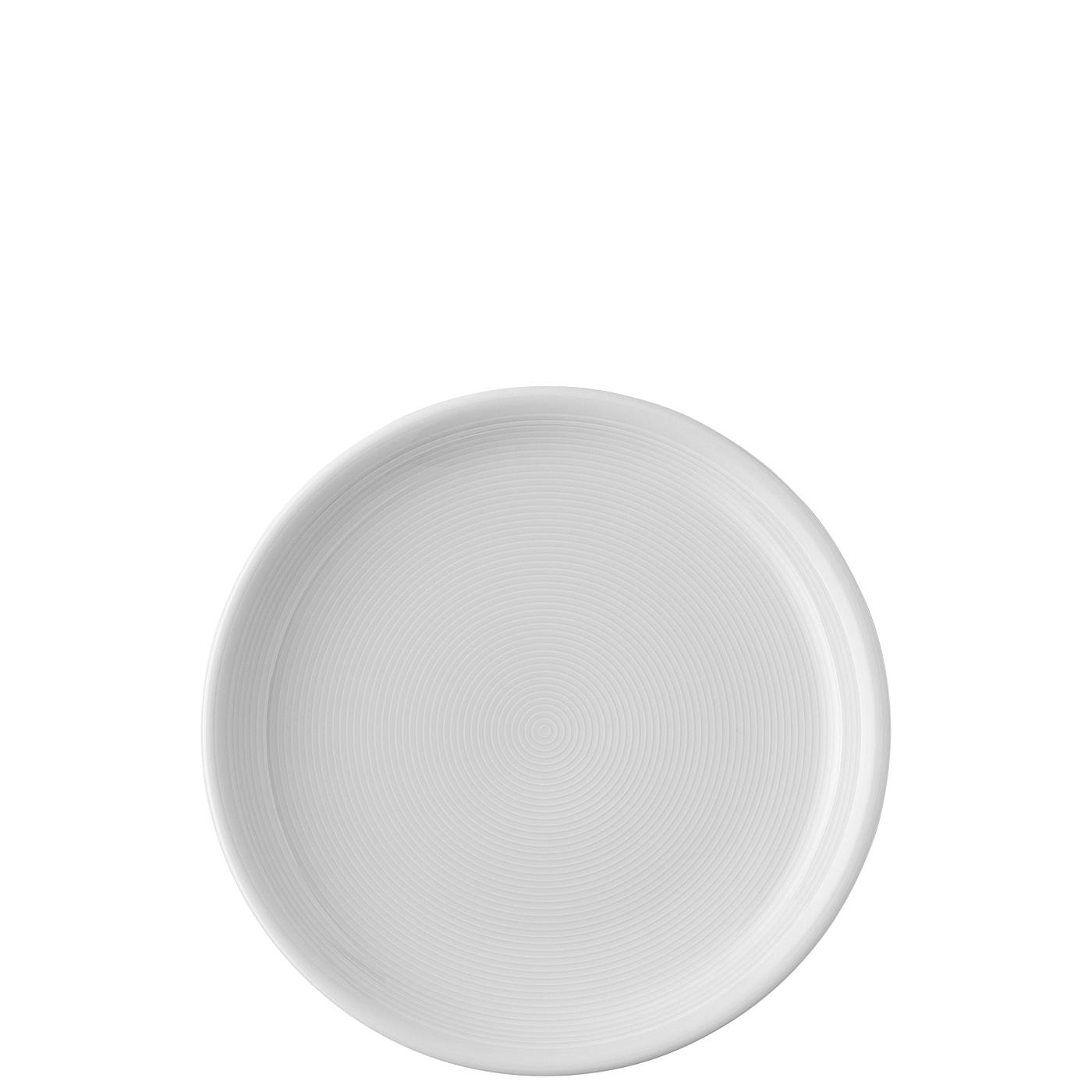Frühstücksteller 22 cm Trend Weiss Thomas Porzellan