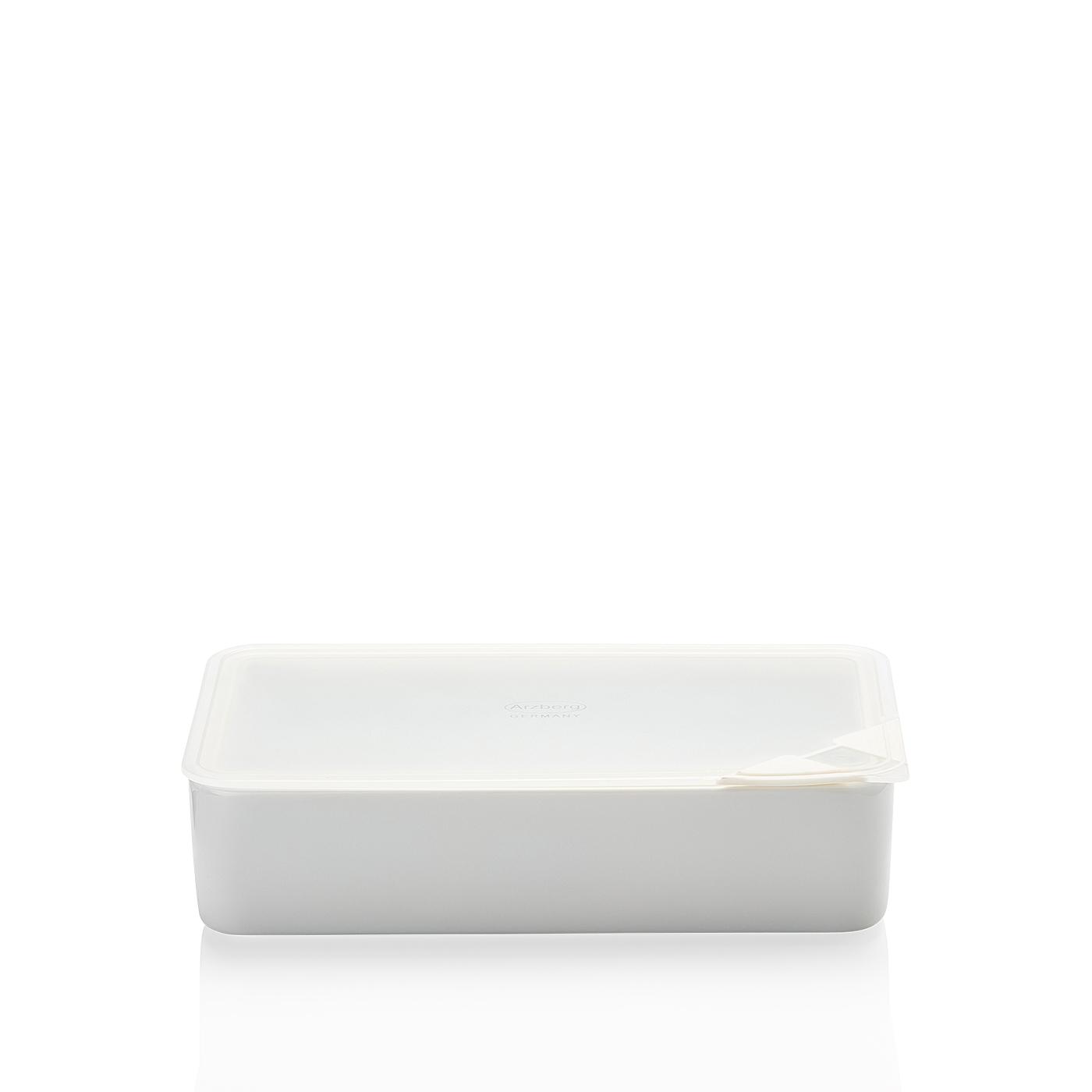 Frischebox 15x25 cm Küchenfreunde Kunststoff transparent Arzberg
