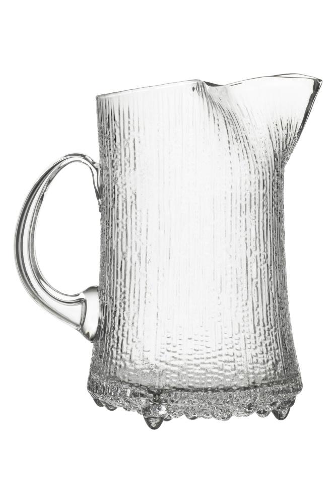 Krug mit Tülle – 1500 ml - Klar Ultima Thule Iittala