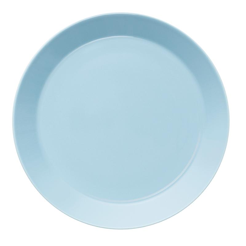 Teller - 26 cm - hellblau Teema light blue Iittala