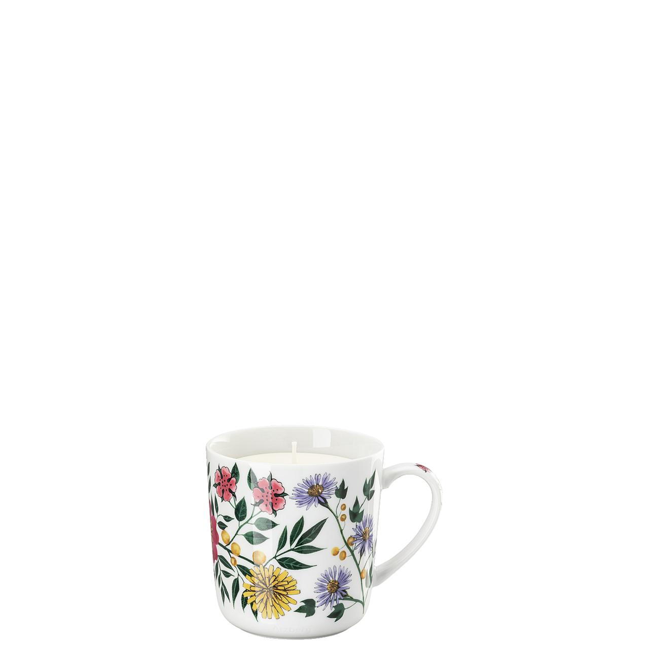 Tischlicht mit Wachs Magic Garden Blossom Rosenthal