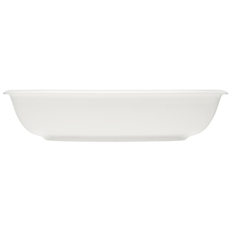 Schüssel oval – 1600 ml/27cm - Weiss Raami Iittala