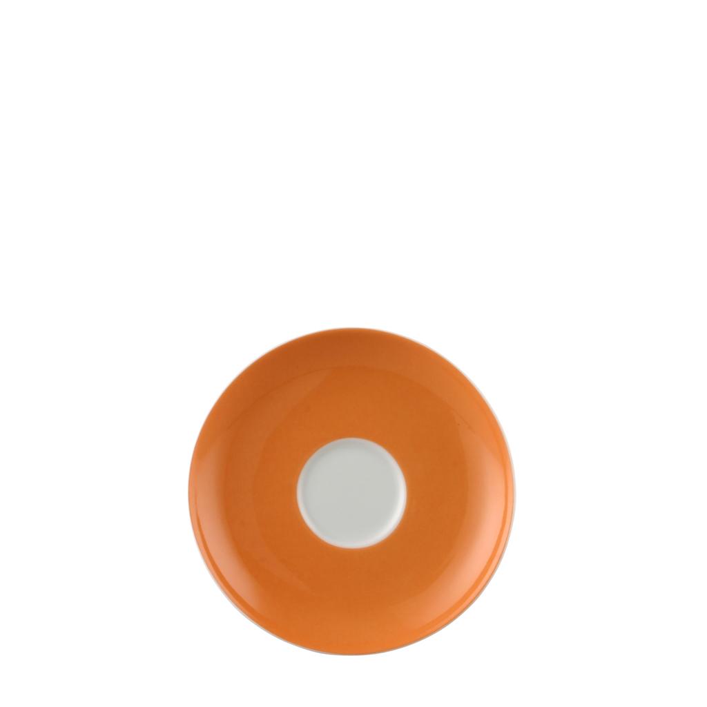 Espresso-/Mokka-Untertasse Sunny Day Orange Thomas Porzellan