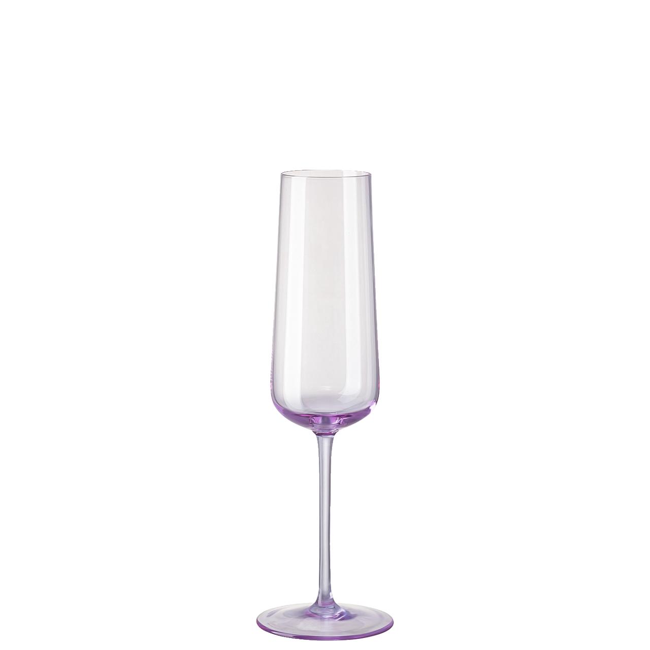 Champagnerflöte Turandot Neodym Purple Rosenthal