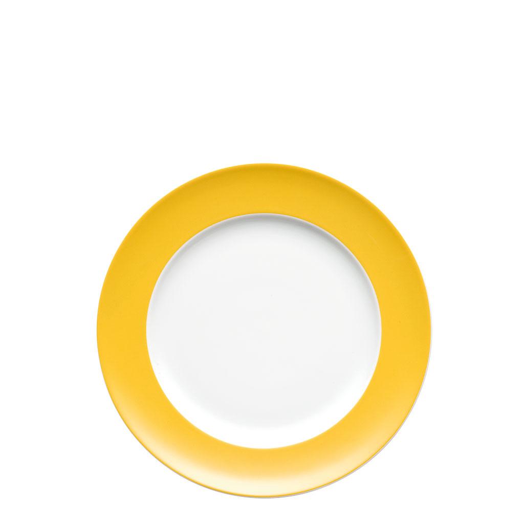 Frühstücksteller 22 cm Sunny Day Yellow Thomas Porzellan