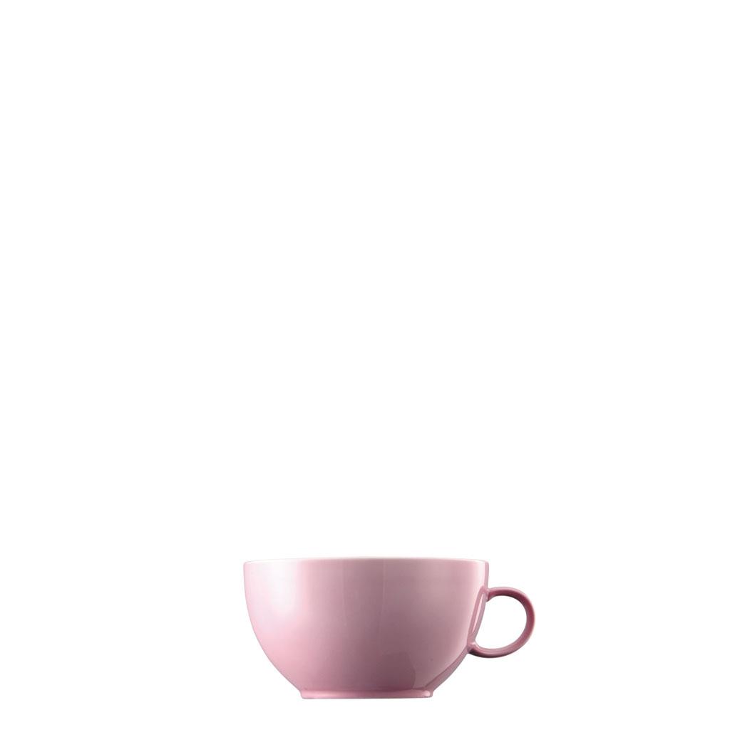 Cappuccino-Obertasse Sunny Day Light Pink Thomas Porzellan