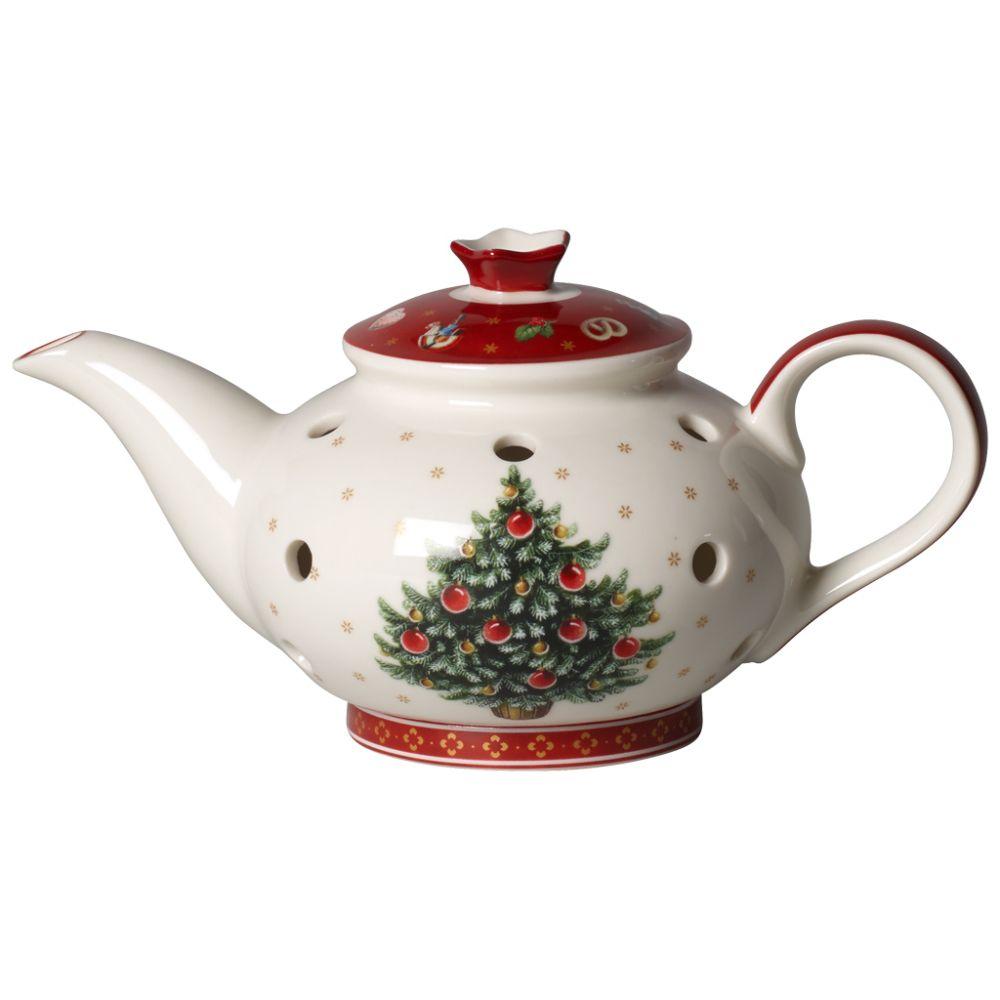 Teelichthalter Kaffeekanne 16x9,5x9cm Toy's Delight Decoration Villeroy und Boch