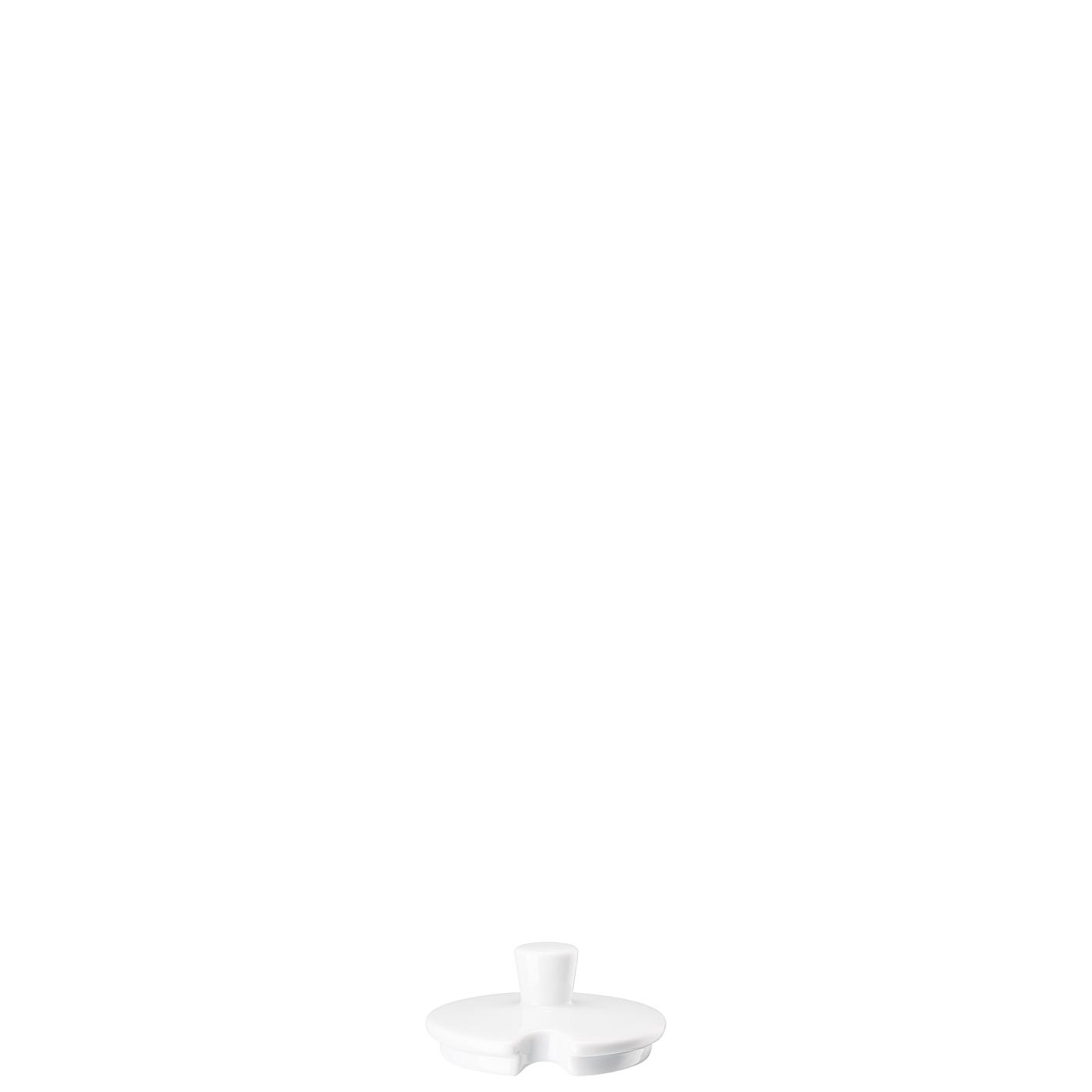 Zucker-/Marmeladendose 6 P. Deckel Tric Weiss Arzberg