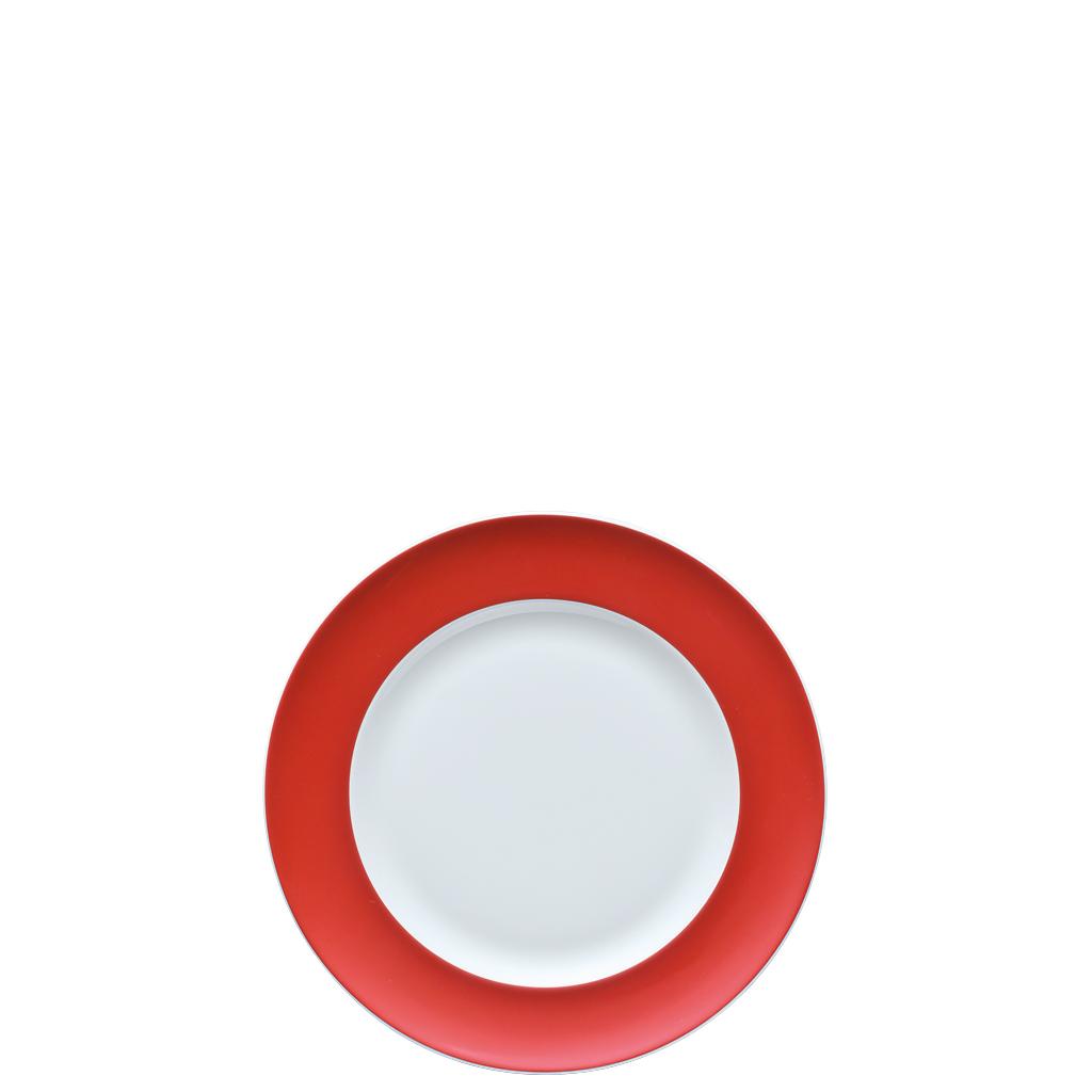 Brotteller 18 cm Sunny Day New Red Thomas Porzellan