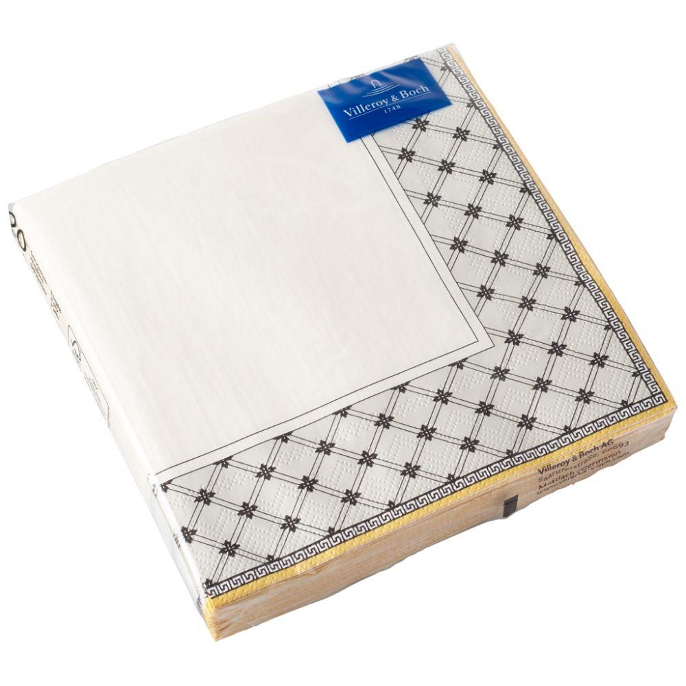 Audun 33x33cm Papier Servietten Villeroy und Boch