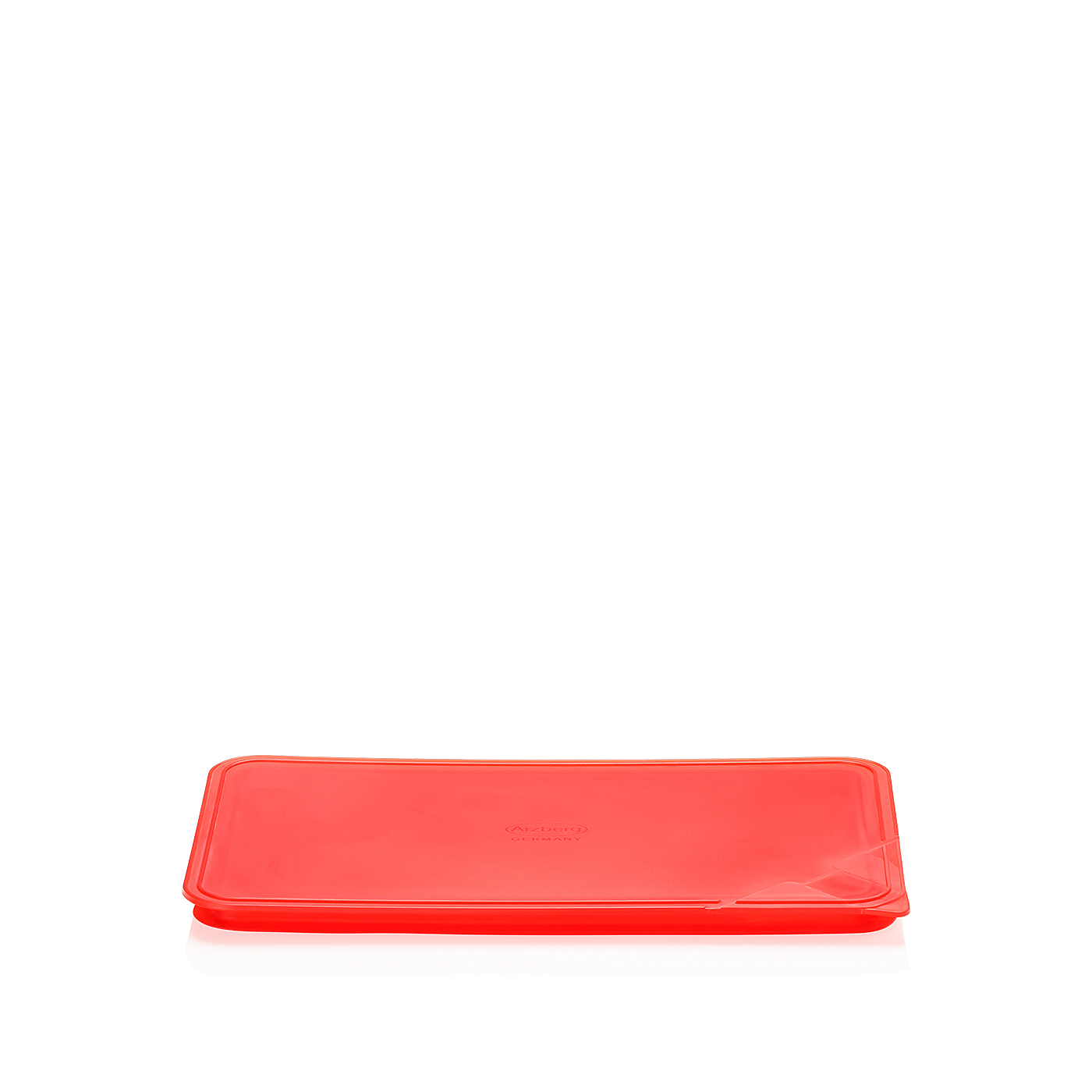 Aromadeckel 15x25 cm Küchenfreunde Kunststoff rot Arzberg