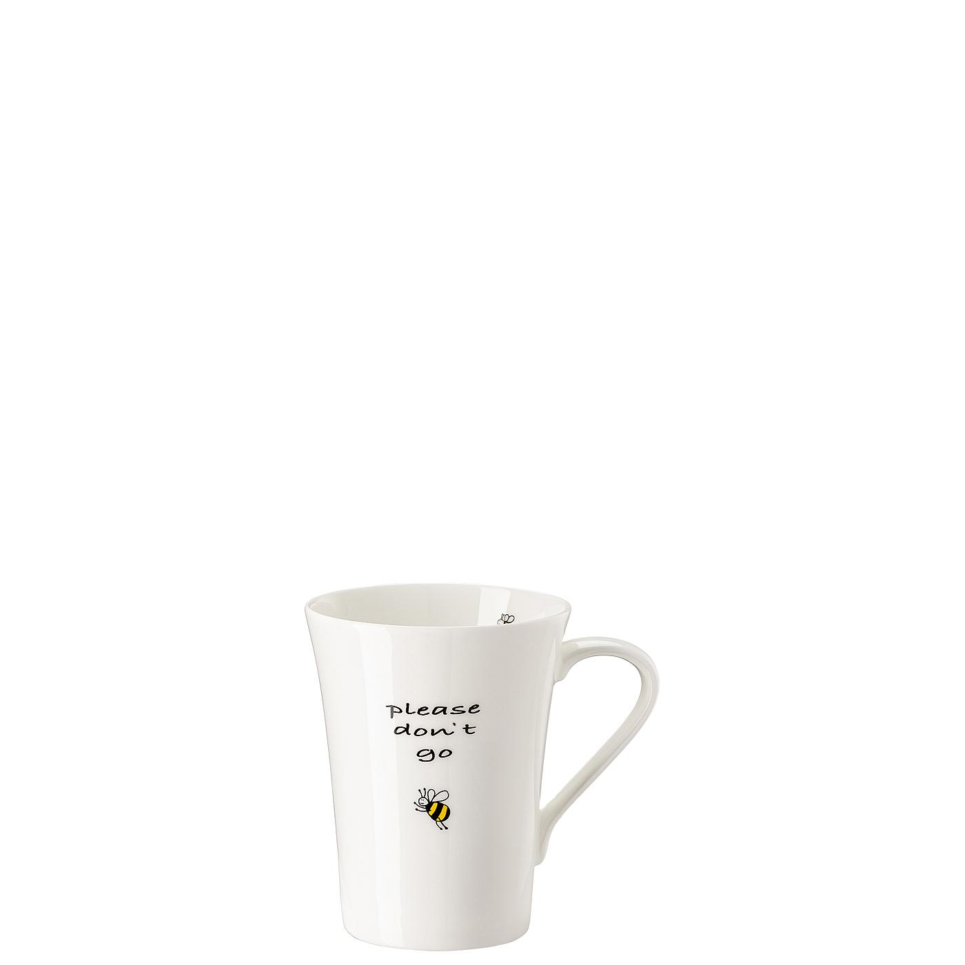 Becher mit Henkel My Mug Collection Bees - Don't go Hutschenreuther