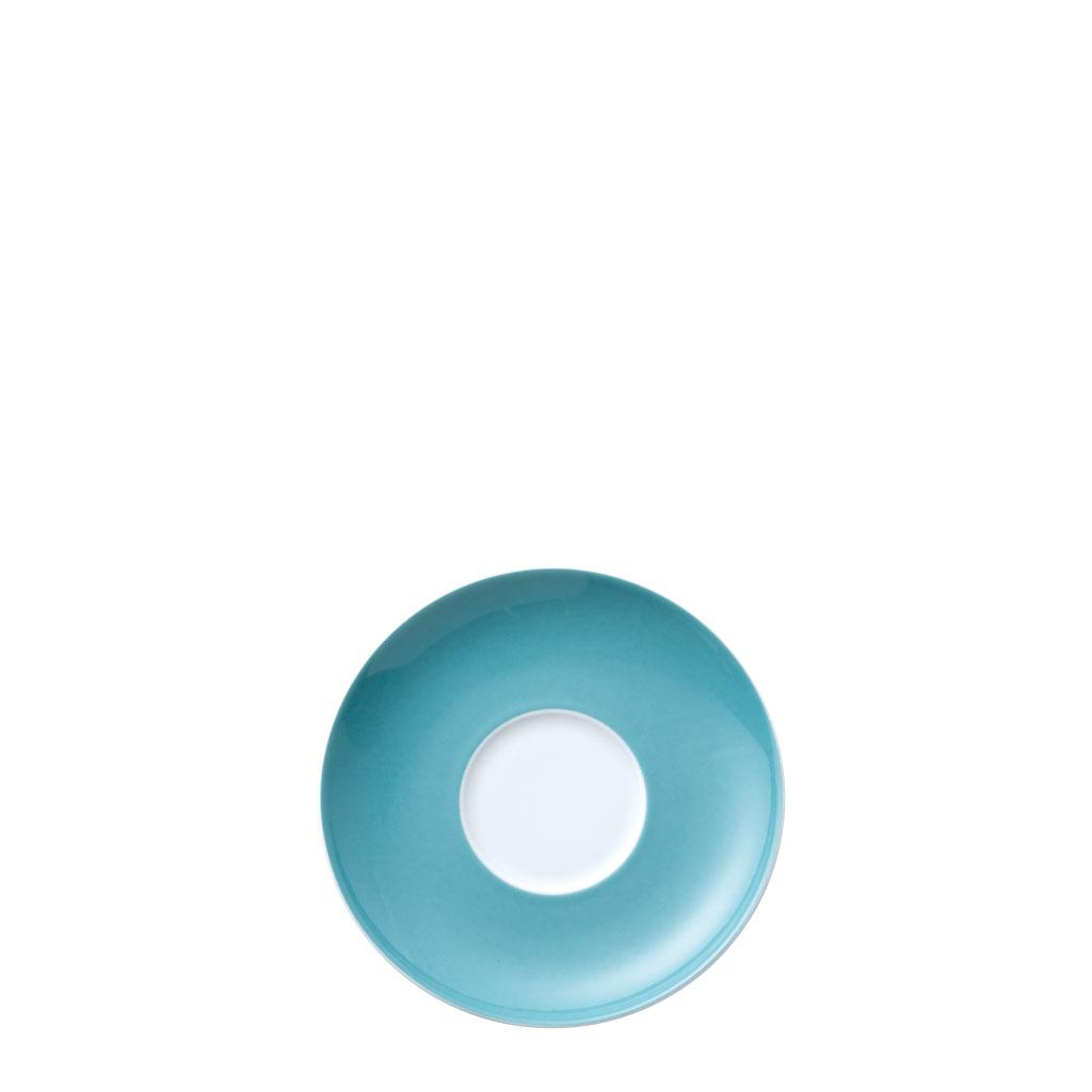 Cappuccino-Untertasse Sunny Day Turquoise Thomas Porzellan