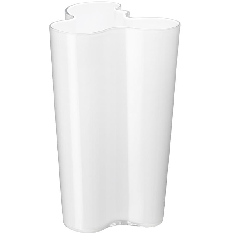 Vase – 25,1 cm – Moosgrün Aalto Iittala