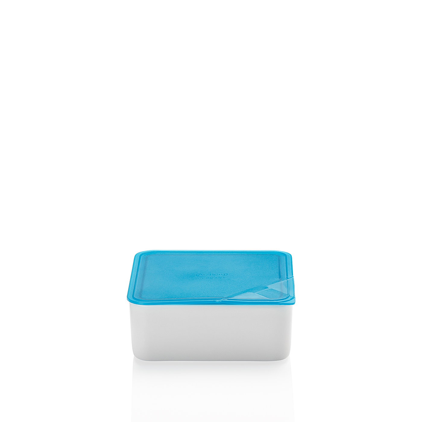 Frischebox 15x15 flach Küchenfreunde Kunststoff türkis Arzberg