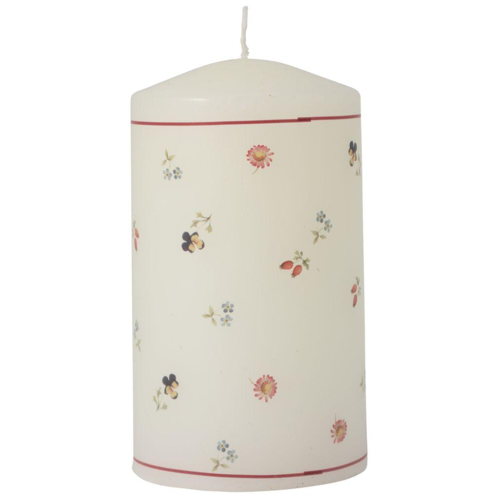 Kerze Petite Fleur 70x140mm Table Decoration Villeroy und Boch