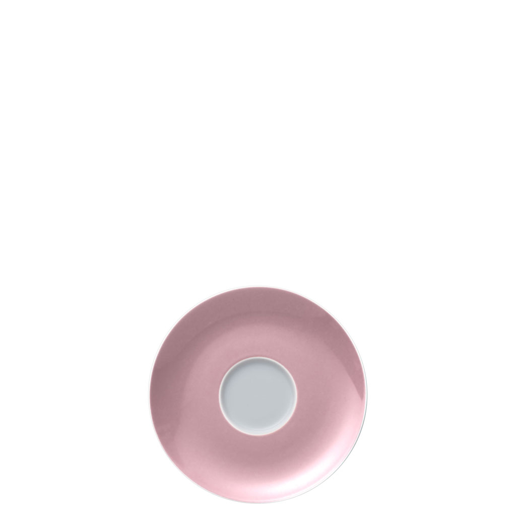Kaffee-Untertasse Sunny Day Light Pink Thomas Porzellan