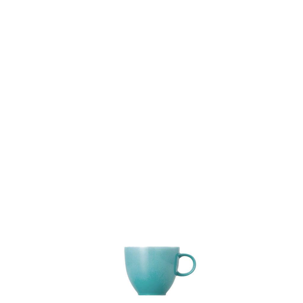 Espresso-/Mokka-Obertasse Sunny Day Turquoise Thomas Porzellan