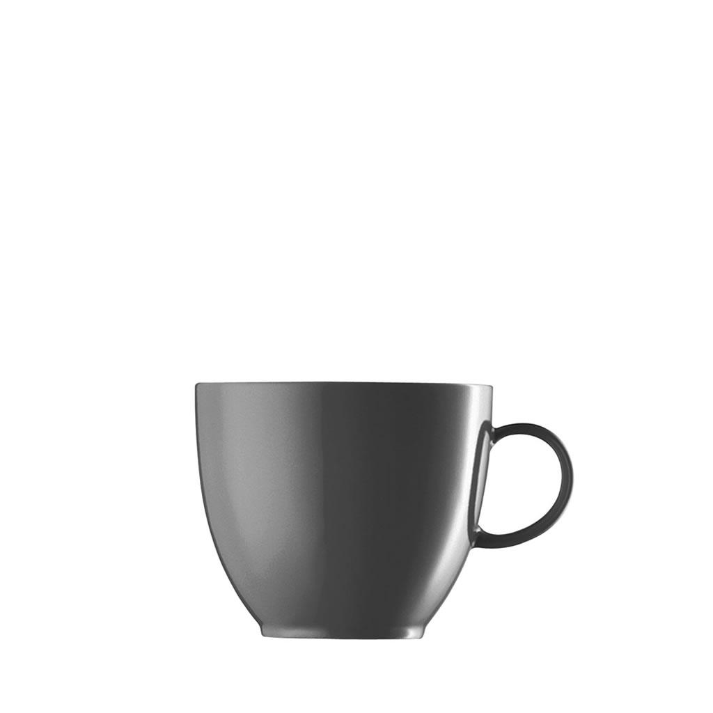 Kaffee-Obertasse Sunny Day Grey Thomas Porzellan