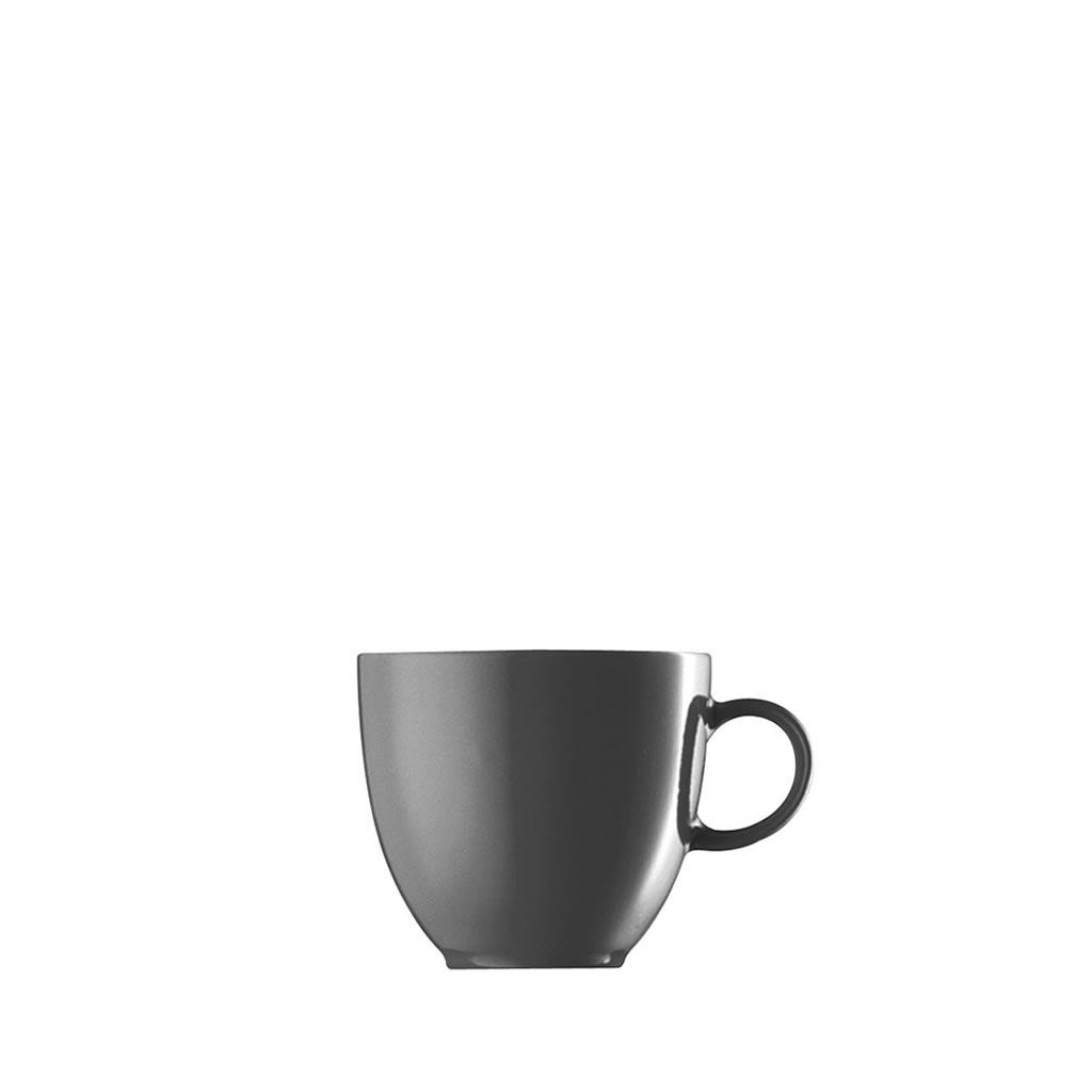Espresso-/Mokka-Obertasse Sunny Day Grey Thomas Porzellan