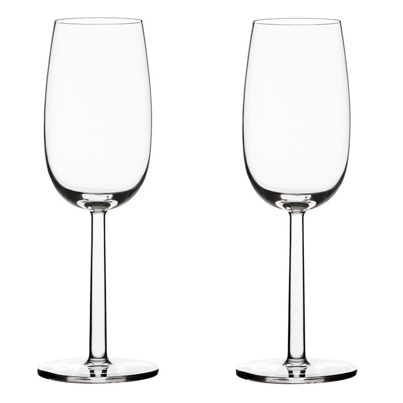 Sektglas – 240 ml - 2 Stück Raami Gläser Iittala