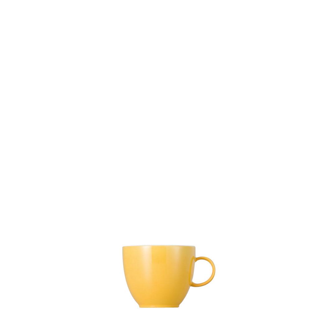 Kaffee-Obertasse Sunny Day Yellow Thomas Porzellan