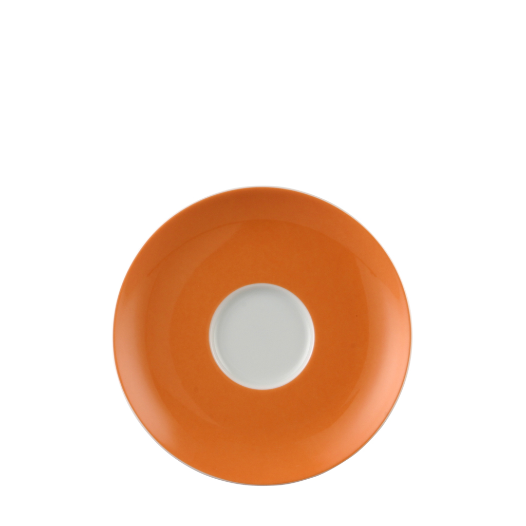 Kaffee-Untertasse Sunny Day Orange Thomas Porzellan