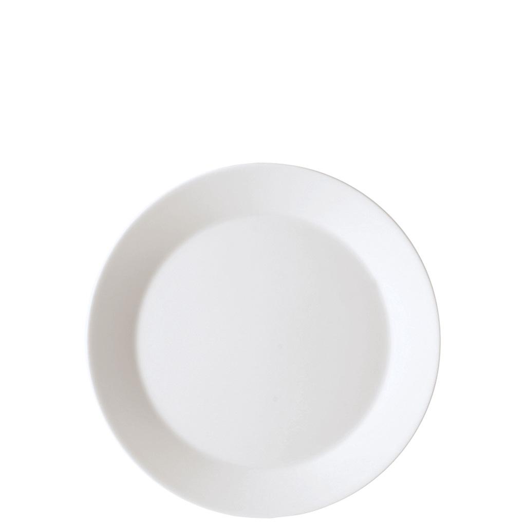 Frühstücksteller 22 cm/Fa Tric Weiss Arzberg
