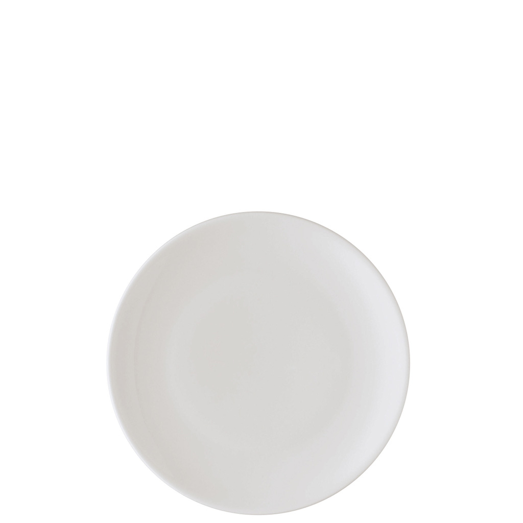 Brotteller 17 cm Form 2000 Weiss Arzberg