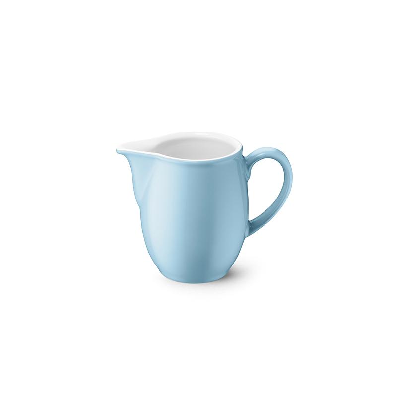 Gießer 0,15 l Solid Color Hellblau Dibbern