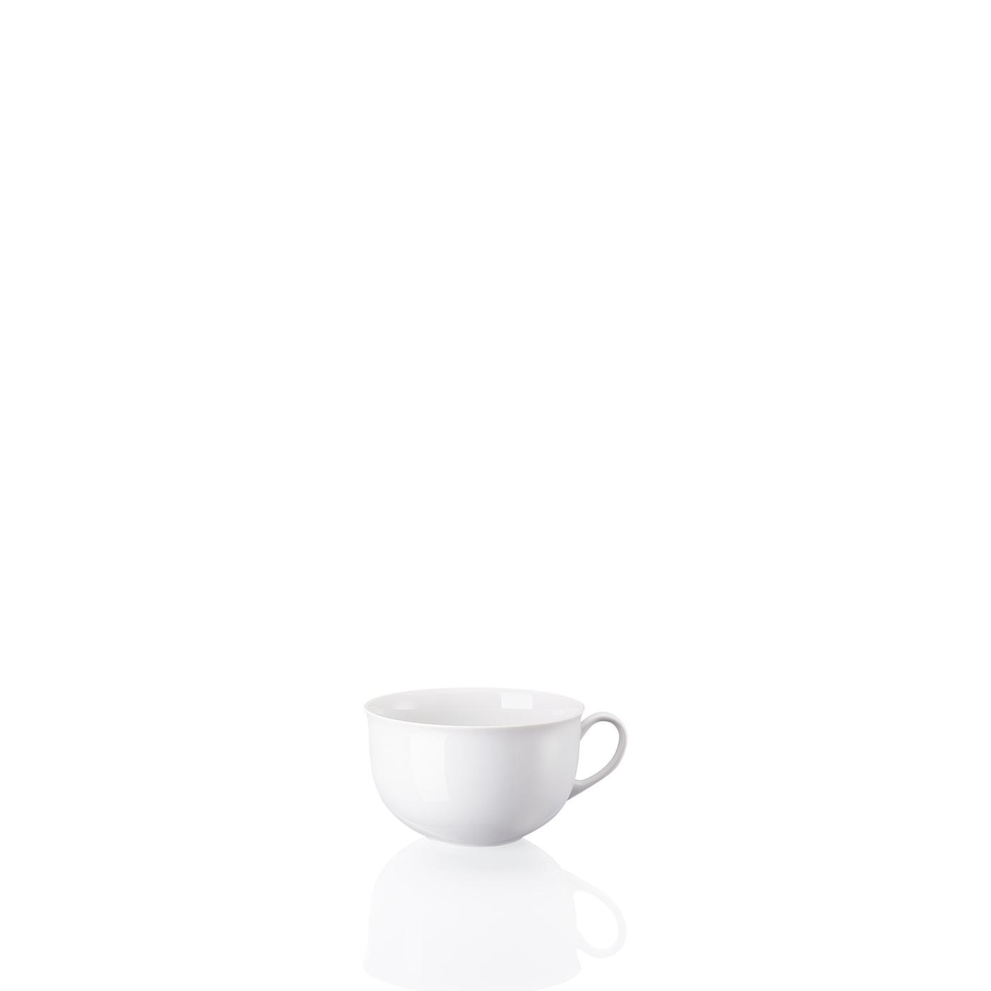 Café au Lait Obertasse Form 1382 Weiss Arzberg