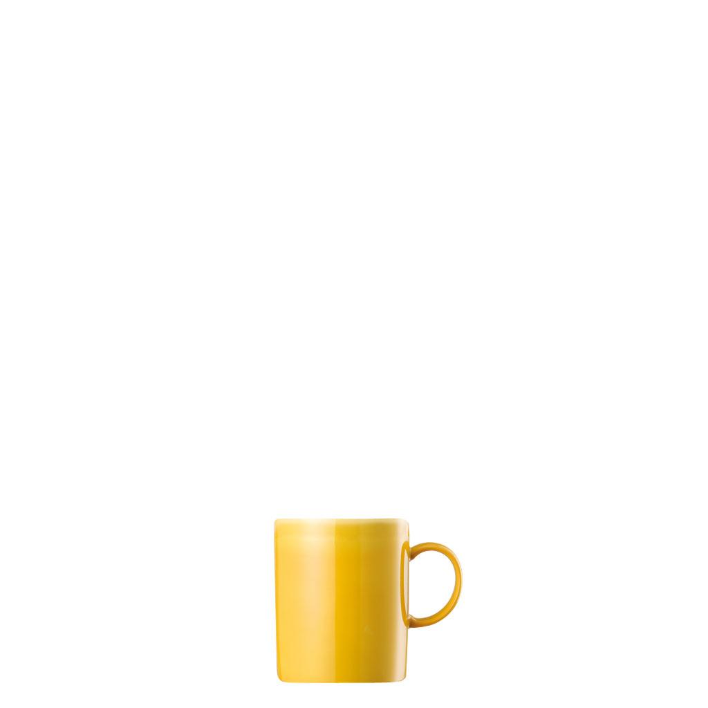 Becher mit Henkel Sunny Day Yellow Thomas Porzellan