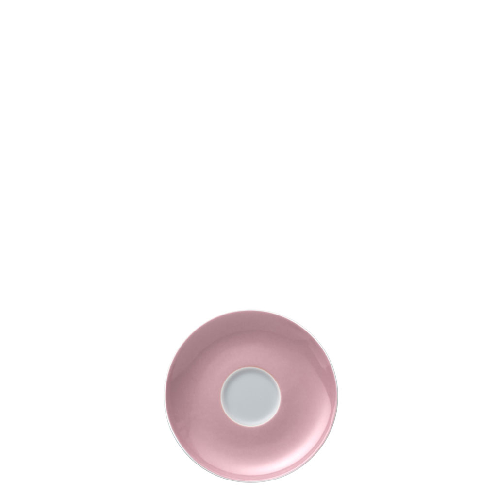 Espresso-/Mokka-Untertasse Sunny Day Light Pink Thomas Porzellan