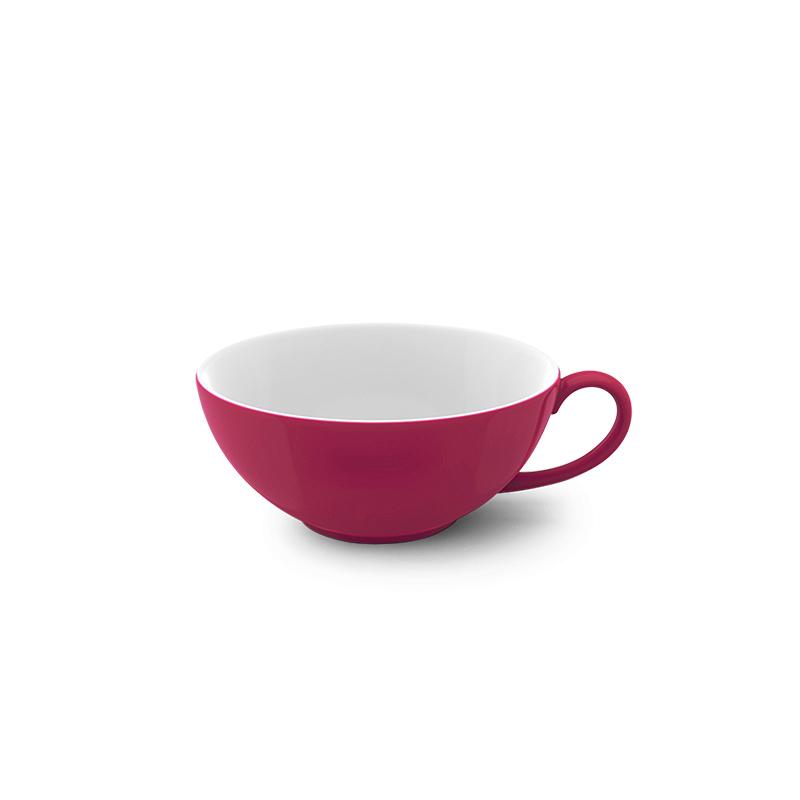 Tee-Obertasse 0,22 l Solid Color Himbeere Dibbern