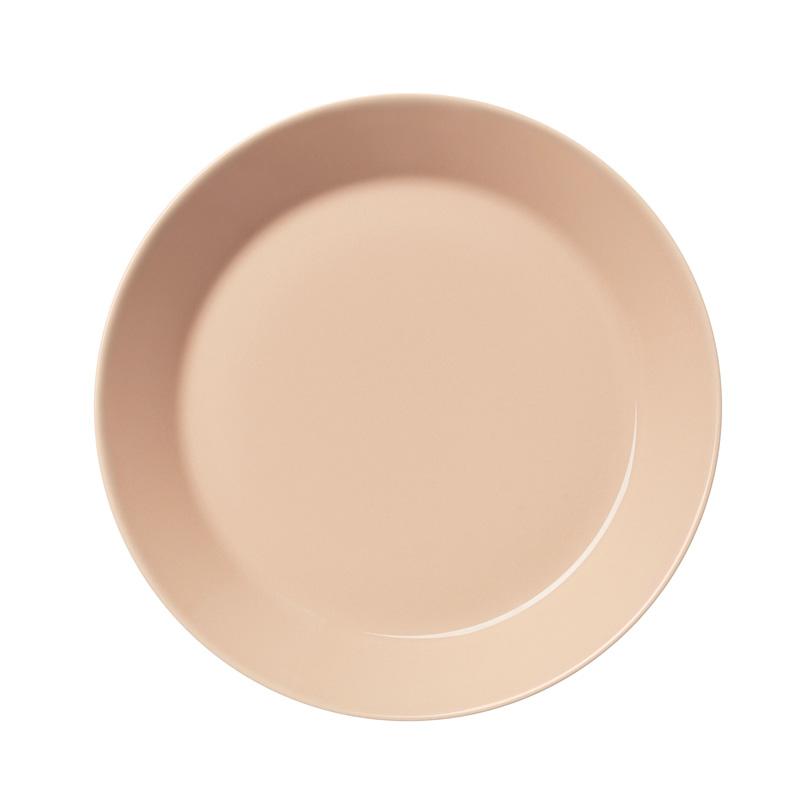 Teller - 21cm - Puder Teema Poeder roze Iittala