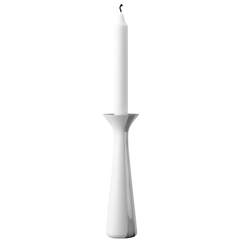 Kerzenständer, 21 cm - groß Unified White Stelton