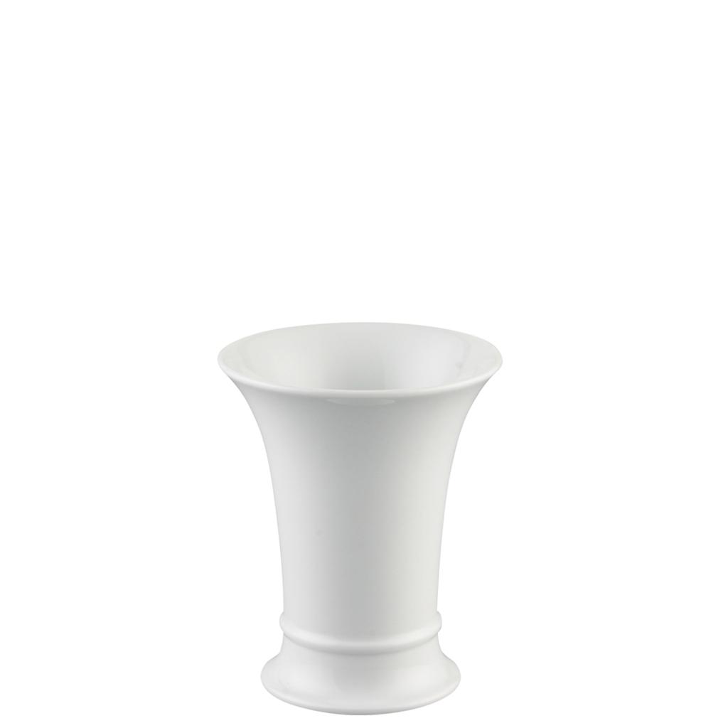 Vase 15 cm Basic-Vasen Weiss Hutschenreuther