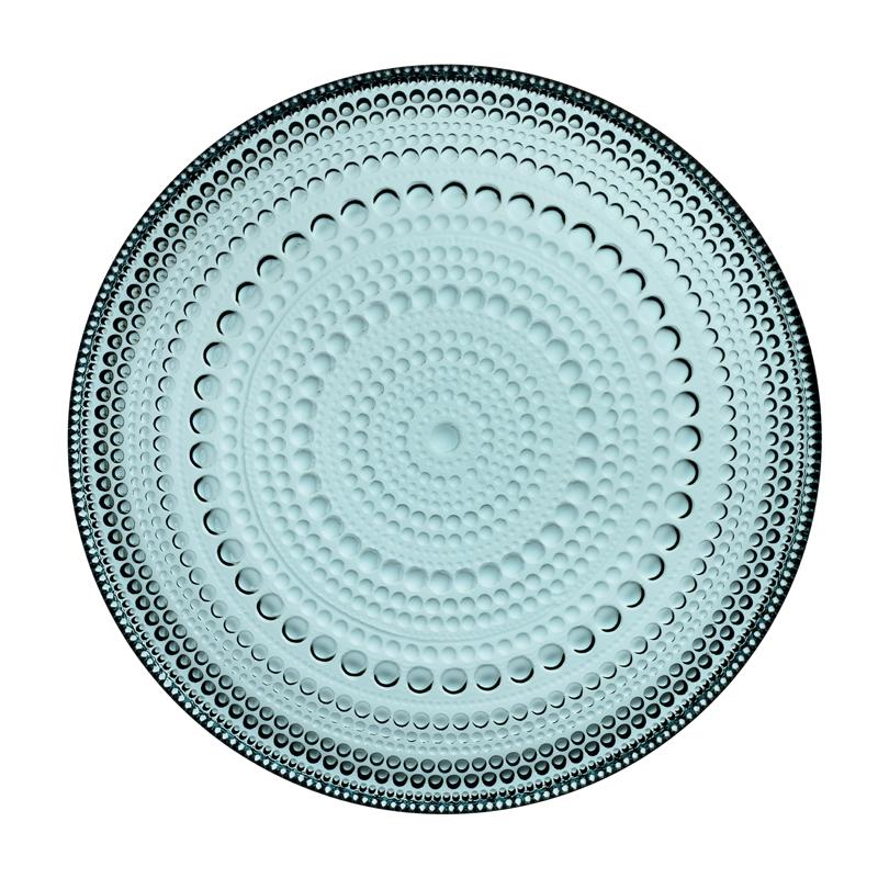 Teller – 17 cm - Seeblau Kastehelmi Iittala