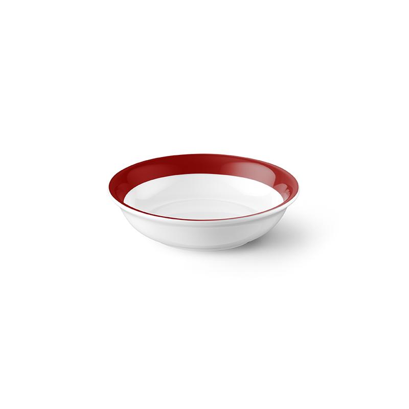 Dessertschale 16 cm Solid Color Paprika Dibbern