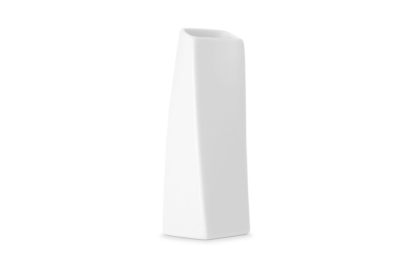 Vase 15 cm Geschenkartikel Weiß Friesland Porzellan