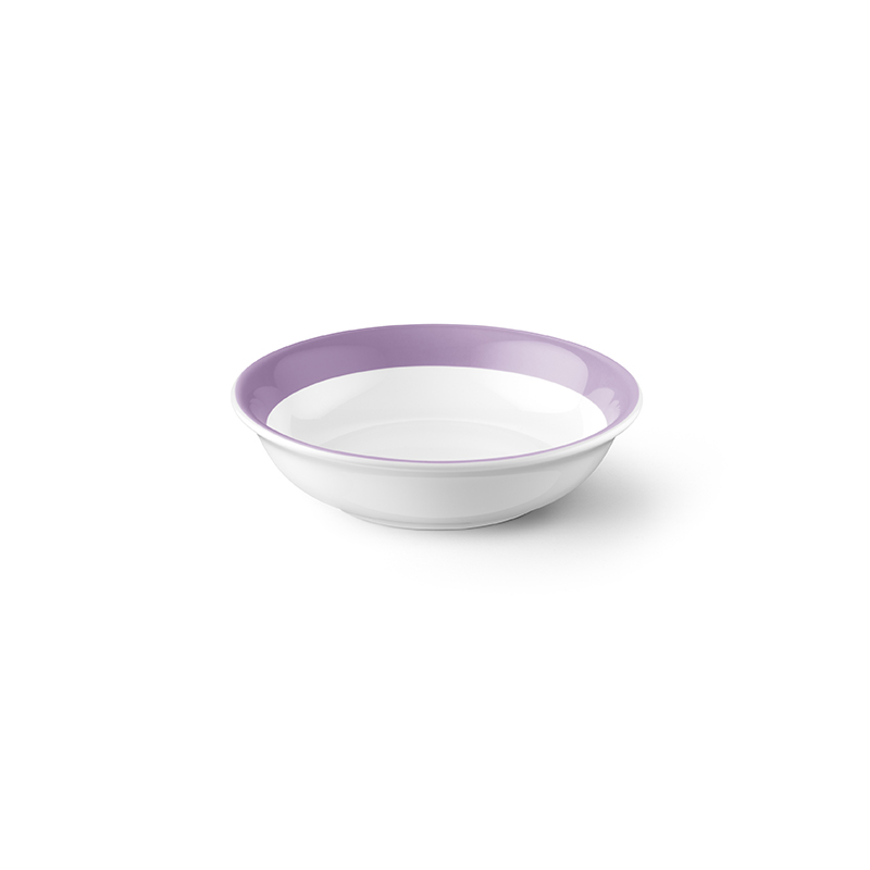 Dessertschale 16 cm Solid Color Flieder Dibbern