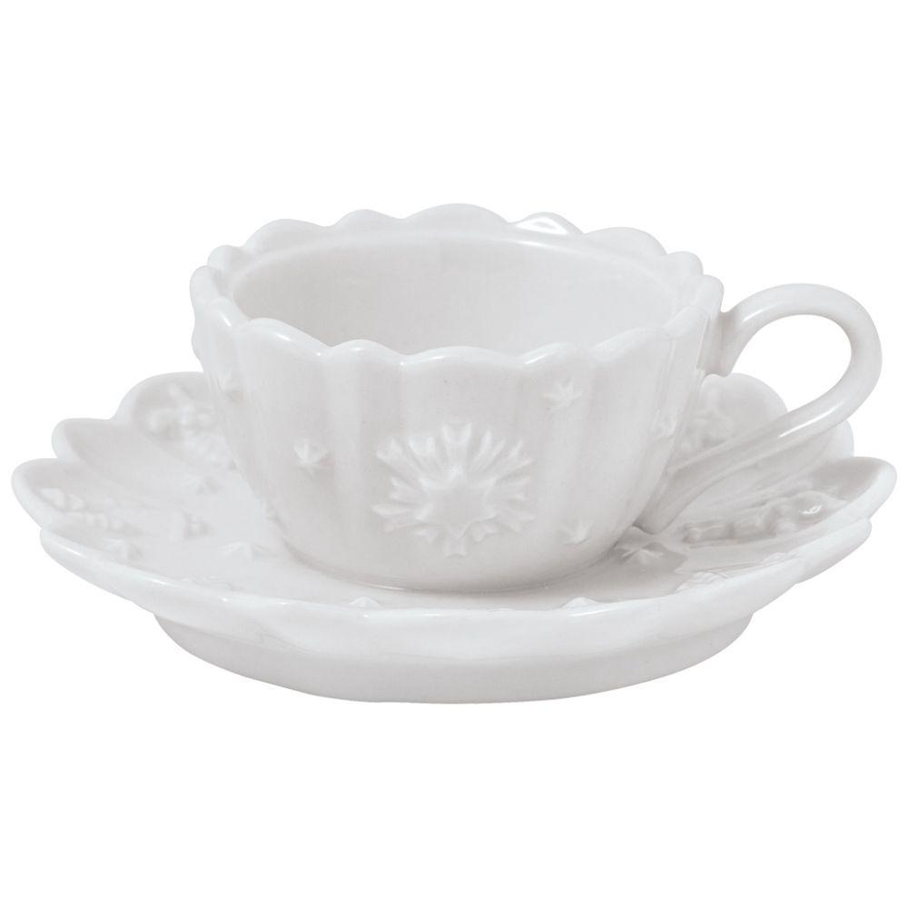 Teelichthalter Kaffeetasse 10x4cm Toy's Delight Royal Classic Decoration Villeroy und Boch