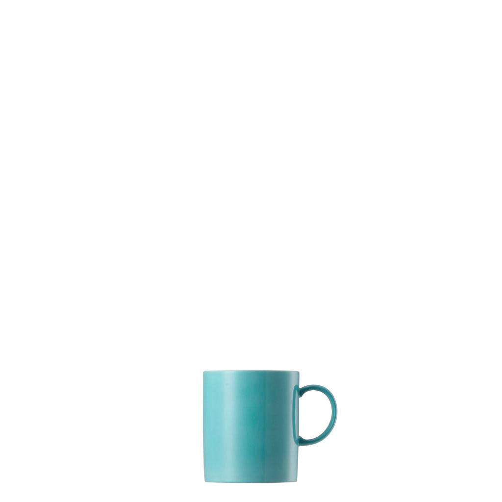 Becher mit Henkel Sunny Day Turquoise Thomas Porzellan