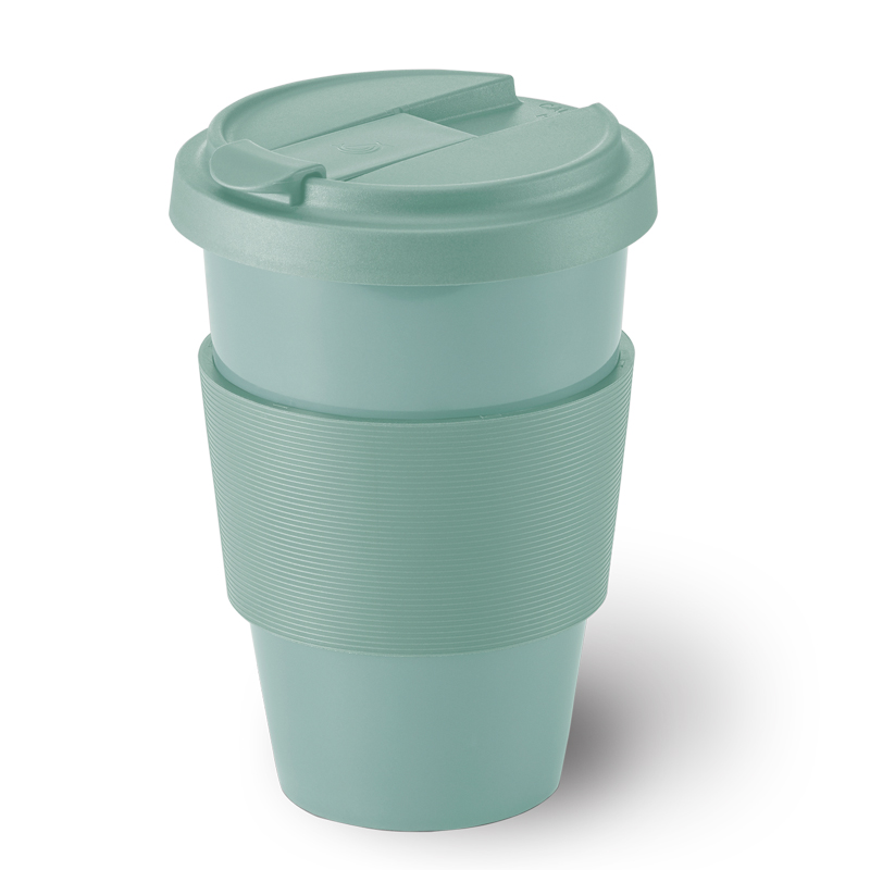 Coffee To Go Becher 0,35 l Solid Color Salbei Dibbern