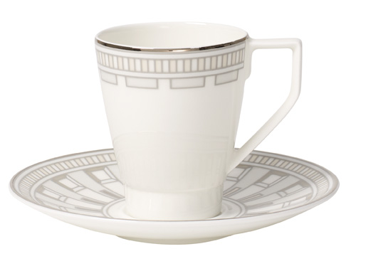 Mokka-/Espressotasse 2tlg. La Classica Contura Villeroy und Boch