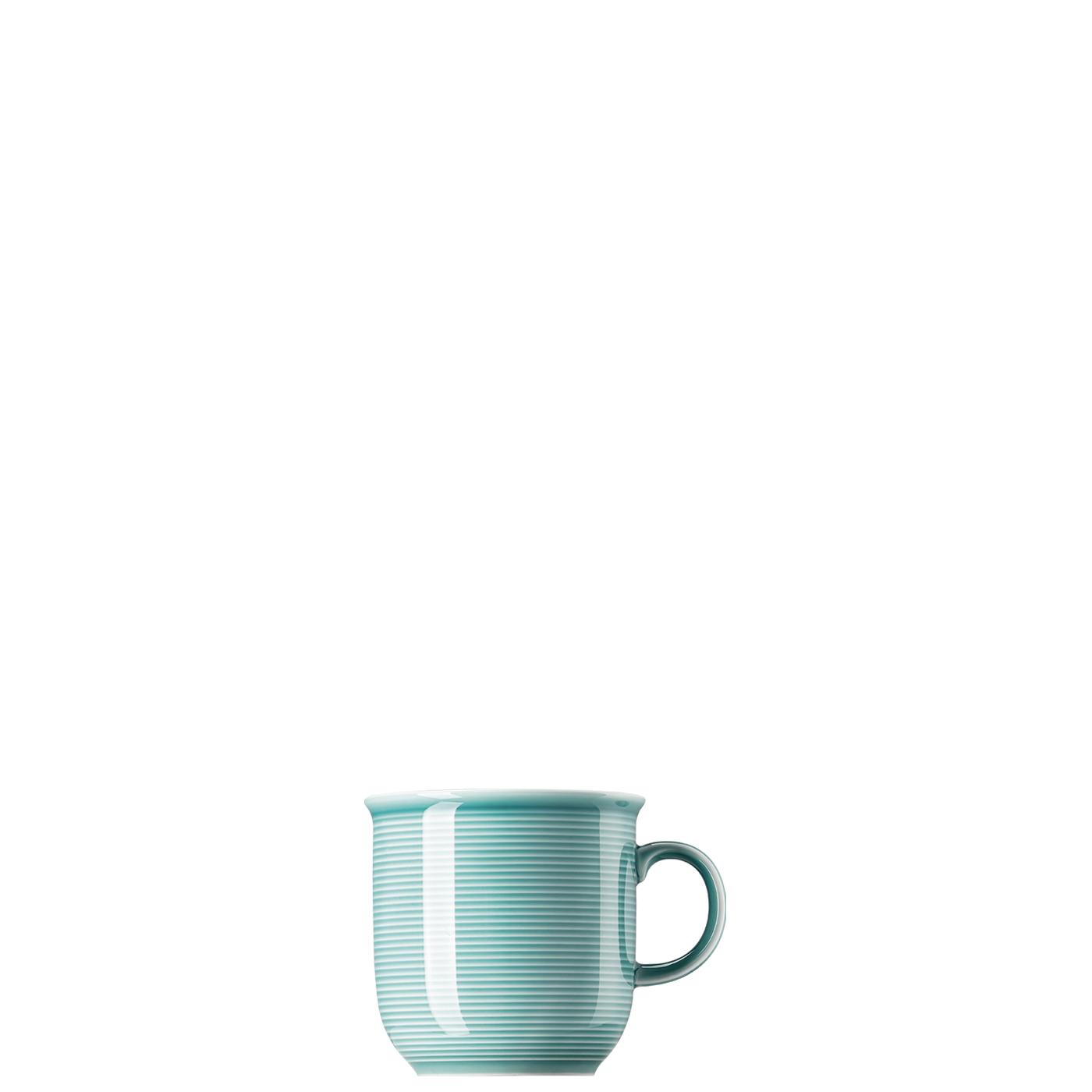 Becher mit Henkel groß Trend Colour Ice Blue Thomas Porzellan