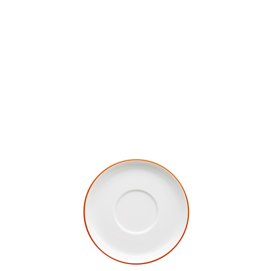 Espresso-Untertasse Cucina-Basic Colori Red Arzberg