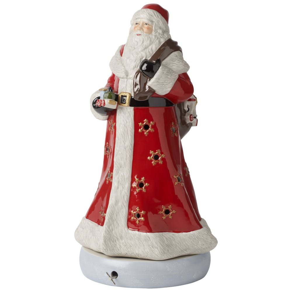 Santa 23x24x45cm Christmas Toys Memory Villeroy und Boch
