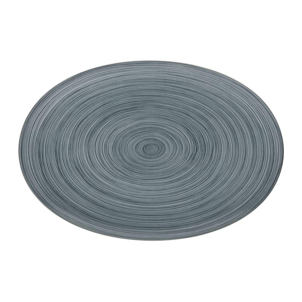 Platte 34 cm Matt TAC Gropius Stripes 2.0 Rosenthal Studio Line